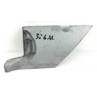 Image for L/H A35 Front Wing, Lower Front Corner Repair (Saloon & Van)