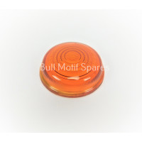 Image for Flat Amber Glass Lens